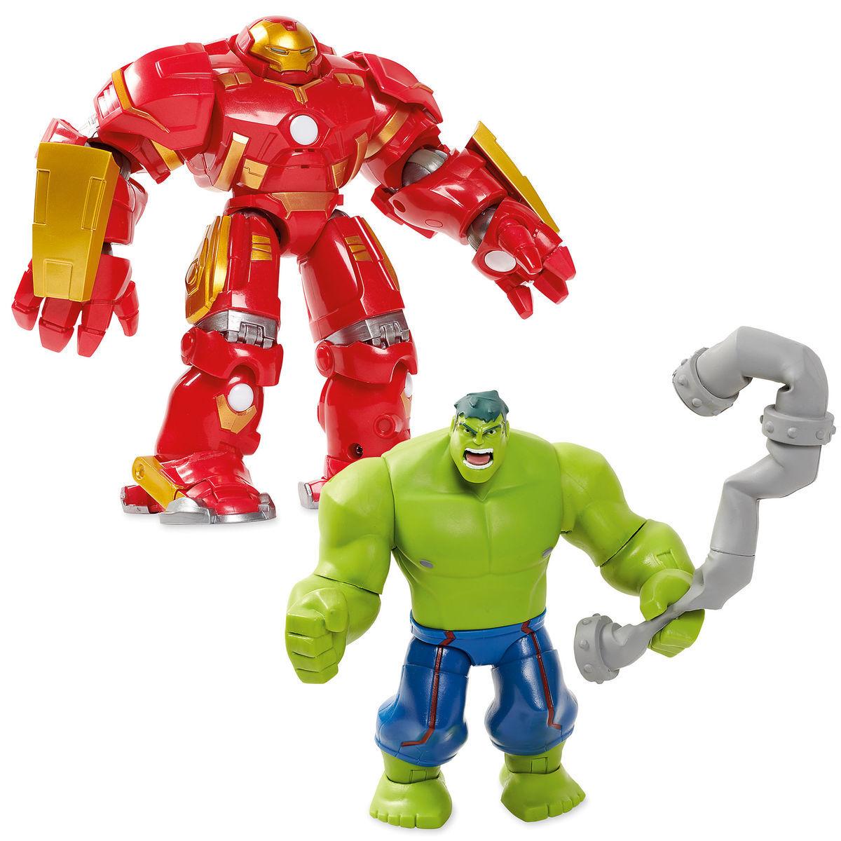 Hulkbuster Set