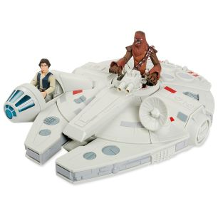 Millennium Falcon Star Wars Play Set II