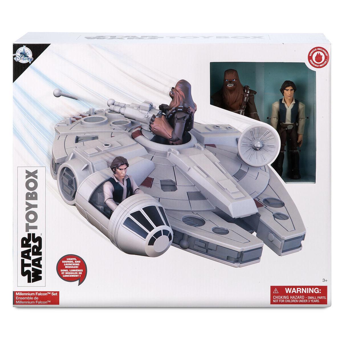 Millennium Falcon Star Wars Play Set