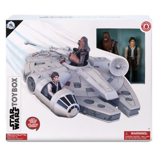 Millennium Falcon Star Wars Play Set
