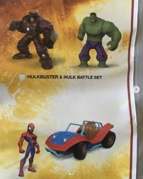 Wave 6 Marvel