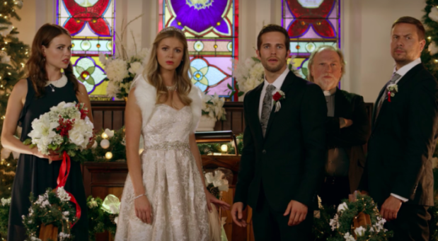 Christmas Wedding 2017