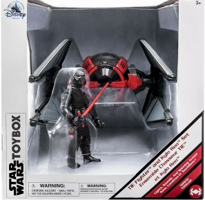 Kylo Ren Tie Fighter Set